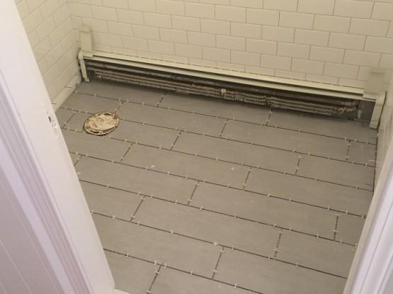 Tiled Bathroom Quincy