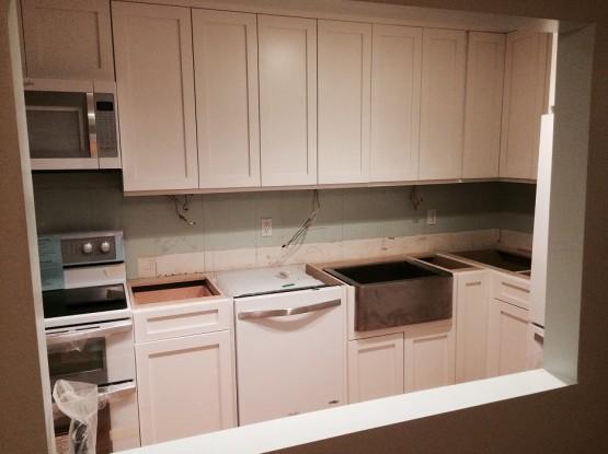 Kitchen Remodel South End