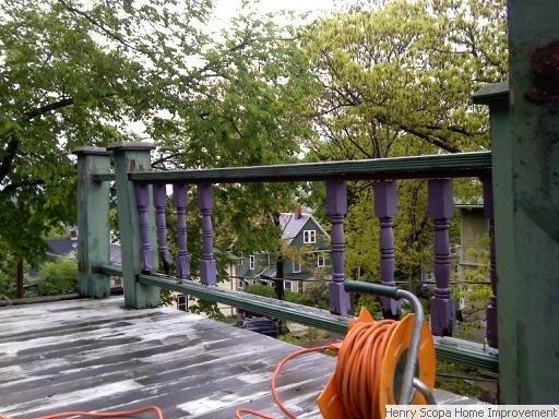 Exteriors: Demo/Rebuild Roof Deck, Salem