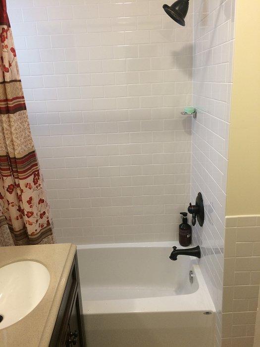 Bathroom Brookline MA