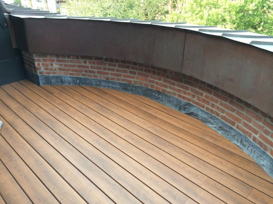 South End Hidden Fasteners Deck Boards
