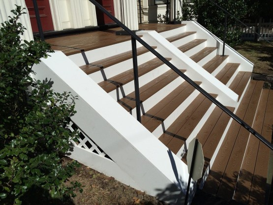 Rebuild Stairs & Porches Cambridge