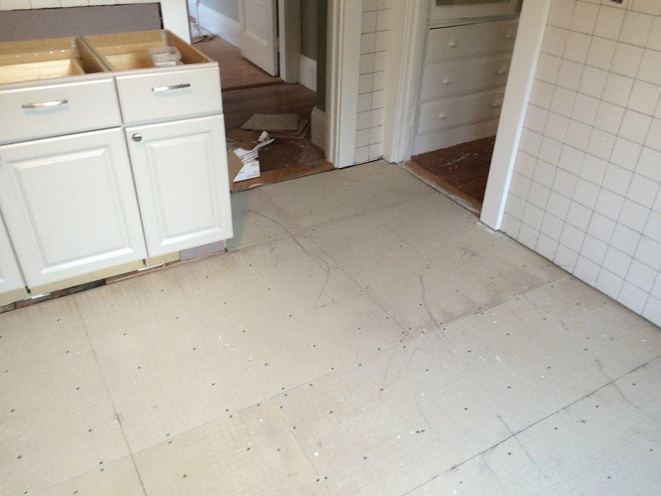 Dorchester Tile Floor Henry Scopa Home Improvements
