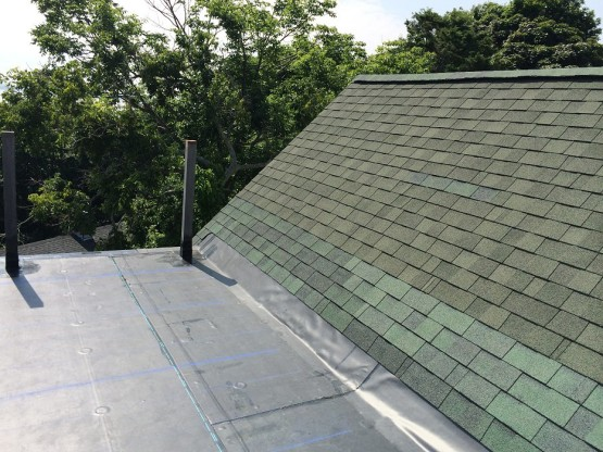 Roof Deck in Quincy