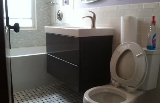Bathroom Remodel (8) Jamaica Plain