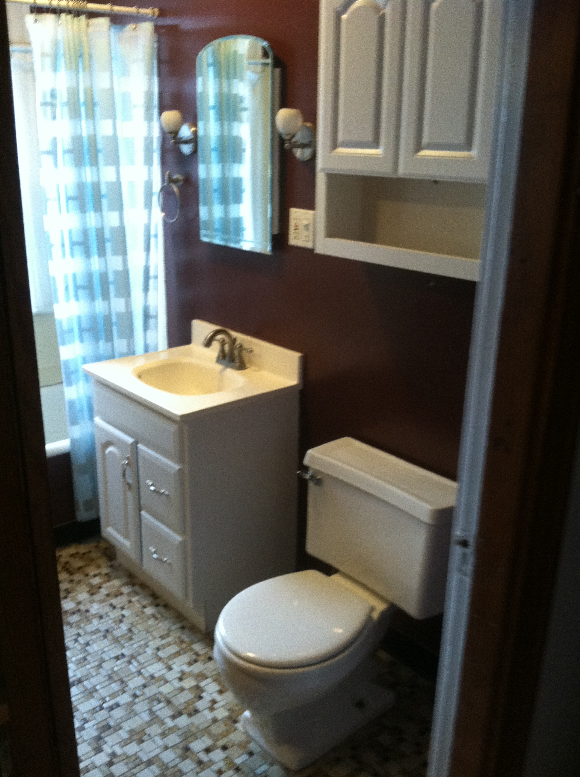 Bathroom Sinks Jamaica bathrooms: demo/rebuild, jamaica plain | henry scopa home improvements
