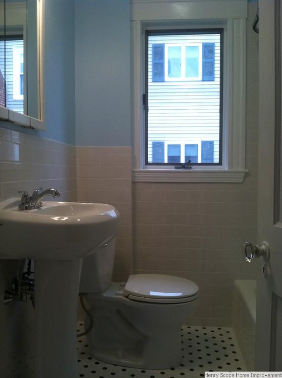 Bathroom Remodel Quincy Ma bathrooms: demo/renovate bathroom, quincy ma   henry scopa home