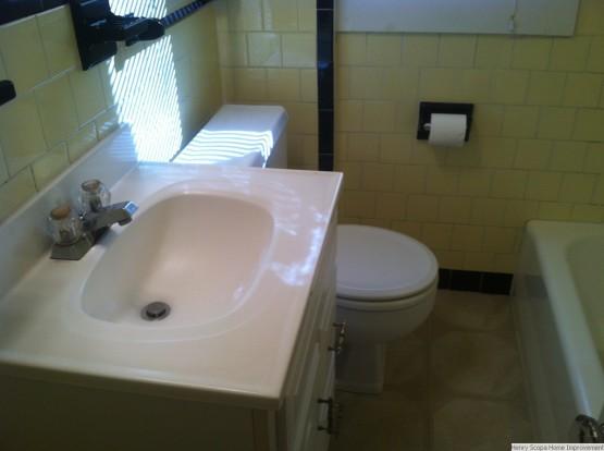 Bathrooms: Demo/Renovate Bathroom, Quincy MA