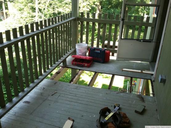 Demo/Rebuild Deck Jamaica Plain