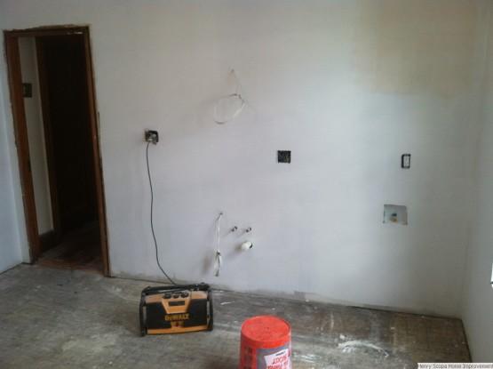 Kitchen Demo & Install Jamaica Plain