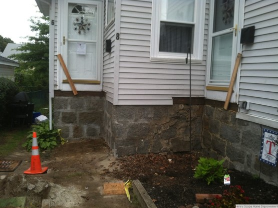 2 Front Porches Demolished Rebuilt Quincy