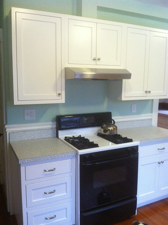 Kitchens: Full Remodel, Mattapan